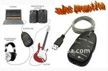 USB Guitar Link Cable,Guitar recording equipment, Guitar Recording Gear