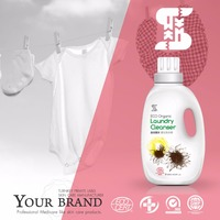 Best Selling No Fluorescent Agents Laundry Cleaning Cleanser