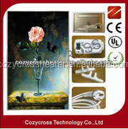 Perfect Art Painting For Electric Heater Warming Wall Mounted