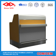 Wholesale modern Commercial front desk counter for airport