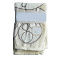 Baby print 100% polyester coral fleece blankets
