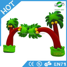 Best price !!!customized inflatable arch,halloween inflatable arch,inflatable starting line arch