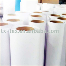 China Promotional Self Adhesive Vinyl for Solvent Printing