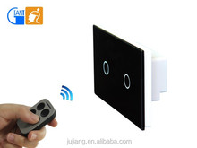 Factory price touch light switch with remote JJ-USB-02