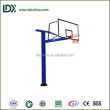 Low MOQ basketball glass backboard manufacture