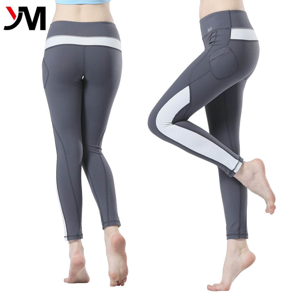 2016 latest arrival ladies compression fitness tights women sexy design yoga pants wholesale sports wear