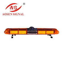 TBD-2000L led emergency light bar rotating led warning lightbar/strobe led light bar