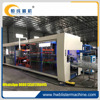 Automatic plastic small illig thermoforming machines for custom food packaging