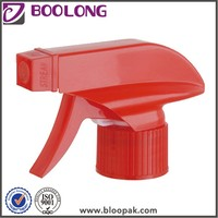 Transparent Soap Chemical Resistant Trigger