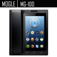 MOGLE MG100 Android 4.4.2 Industry desk IP/SIP/VOIP telephone with 3G WIFI Bluetooth