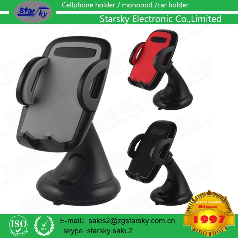 Universal Car Mount Holder Stand Kit Smartphone Holder Universal smart phone mount Holder, car cradle