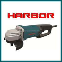 HB-AG025 YongKang HARBOR concrete floor polishing machine water angle grinder spare parts angle grinder