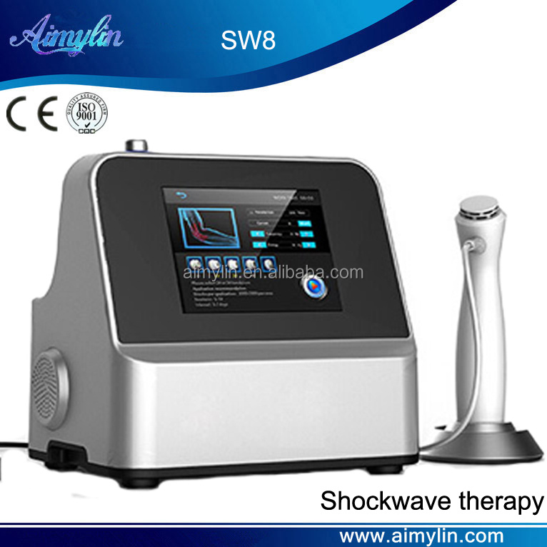 Shock Wave Therapy Equipment/ Shockwave Anti Cellulite Machine Shape