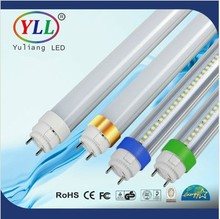 2-bulb and 3-bulb fixtures with covers for LED tube lights