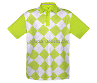 Best-selling Sublimation Printed Men Polo Shirt