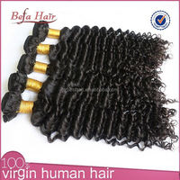 2015 china brazilian hair supplier black star hair weave wholesale curly hair extension for black women