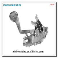 Precision machining aluminum die casting auto parts