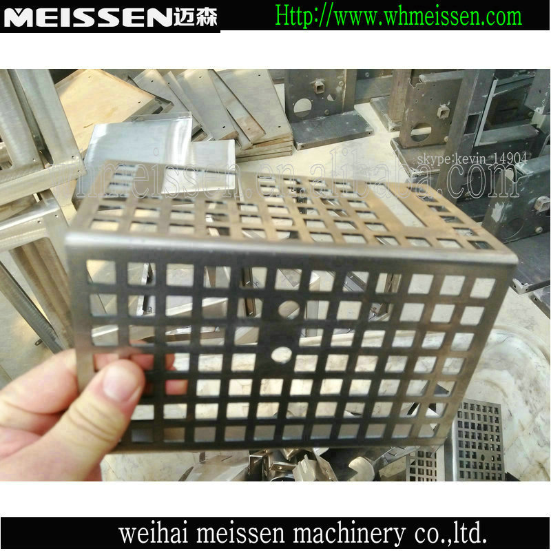 Custom Precision Sheet metal box and bracket fabrication parts