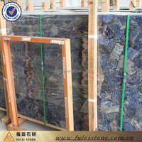 Sodalite Blue granite Tiles