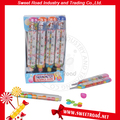 Small Fruit Flavor Thermometer Bubble Gum in Display box