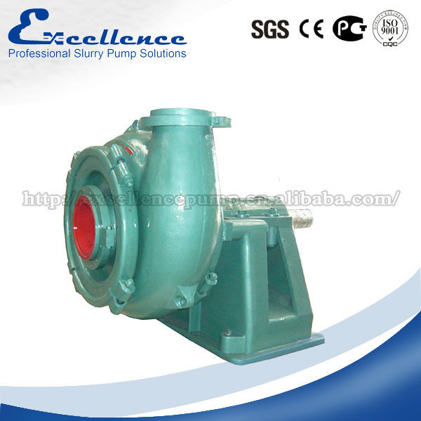 2015 Good Quality Sand Suction Dredge Pump