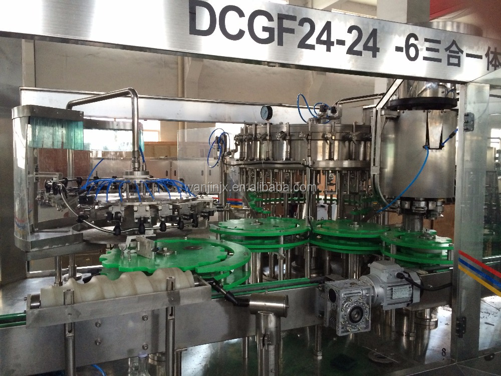 Automatic kinds of soft drinks manufacturer
