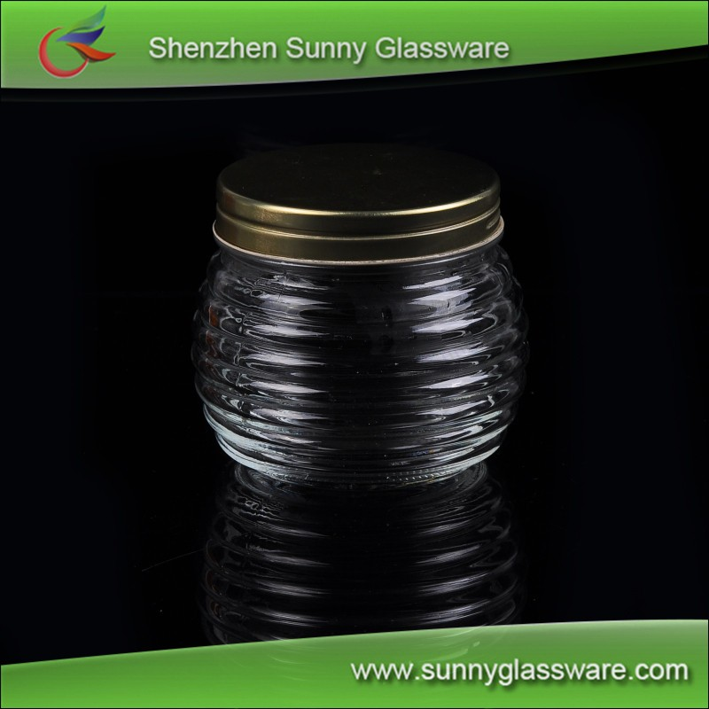 Food Grade Safety Cheap price glass jar for jam