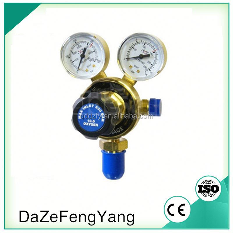 Oxygen Cylinder Regulator For Oxygen Container