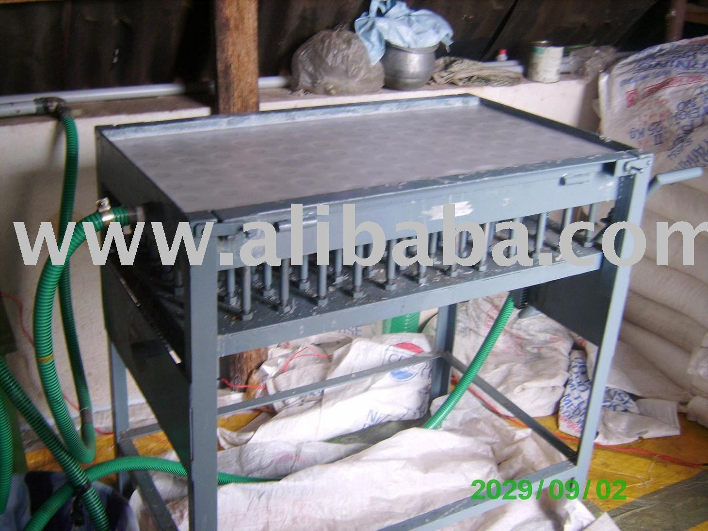 wax washor make machines