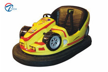 amusement park coin operated kids mini bumper car games/ battery powered kids bumper car for sale