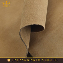 High quality genuine cow suede leather for welding apron making