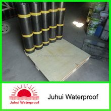 waterproofing bitumen membrane for pitched roofs underlay and Exposed roofs