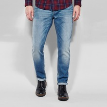 Custom design wholesale cheap price denim jeans for men