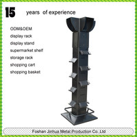 New promotion product dual sim dual stand dual talk mobile phone/display rack
