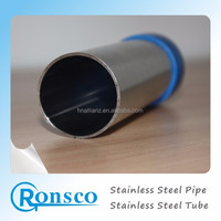 EN10216-5 3 inch schedule 160 stainless steel pipe for oil and gas