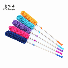 Hot Selling Chenille Microfiber Flexible Duster Home Corners Washable Cleaning Duster