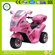 Battery Power electric motorcycle for kids kids ride on motorcycle