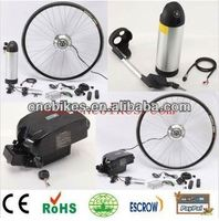 ebike conversion kit 26''36v 250w bikes electric bicycles kits diy electric bicycle kit with 36v10ah frog battery
