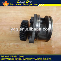 Original Dongfanghong YTO engine oil pump driving gear for tractor YTO with drawing no.R060002A-3