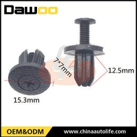 Used for Honda plastic push rivet clips and fasteners