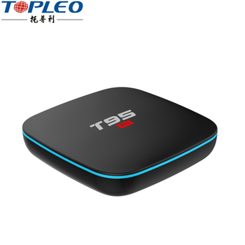 Latest Commercial product T95 R1 quad core 1/2gb ram firmware update 4k amlogic s905w android tv box