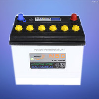 safe car battery direct supplier DRY CHARGED BATTERY