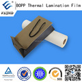 Laminating thermal film BOPP EVA glue 15mic~27mic