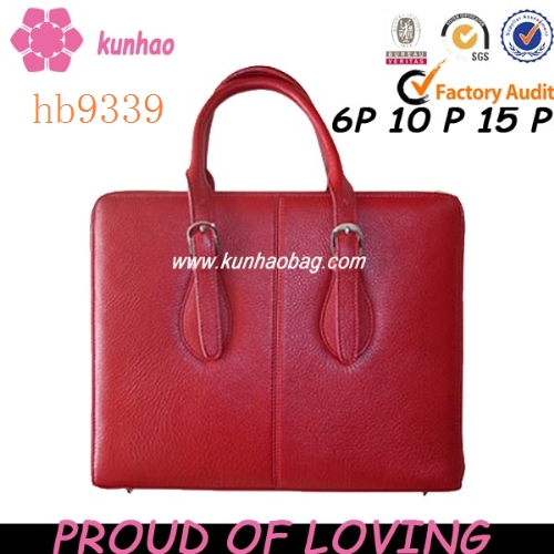 smile red laptop bag yiwu