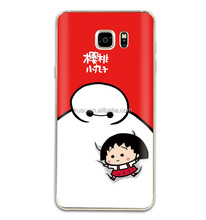 With very cute Chi-bi Maruko images back skin for Samsung Galaxy Note5