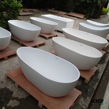 cheap bath tup price with stand, solid surface bath tub