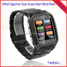 1.54inch High-end Sturdy stainless steel cell phone watch