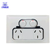 SAA High Quality Australia double power switch and socket outlet