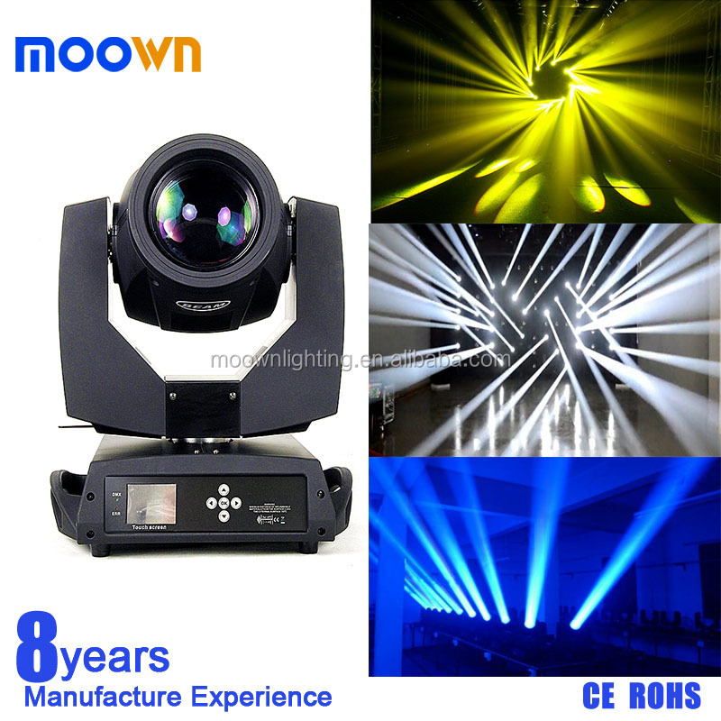 china moving head 5r big dipper sharpy 200w beam moving head light