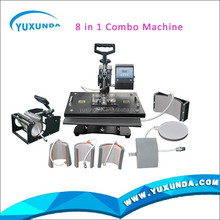 YXD printing home machine prices embroidery home machine prices Printing Machine combo